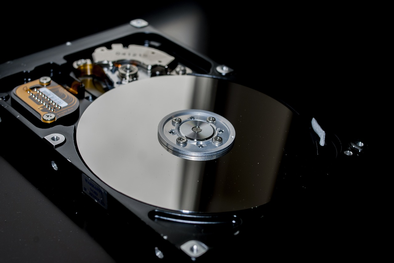 hard disk guida